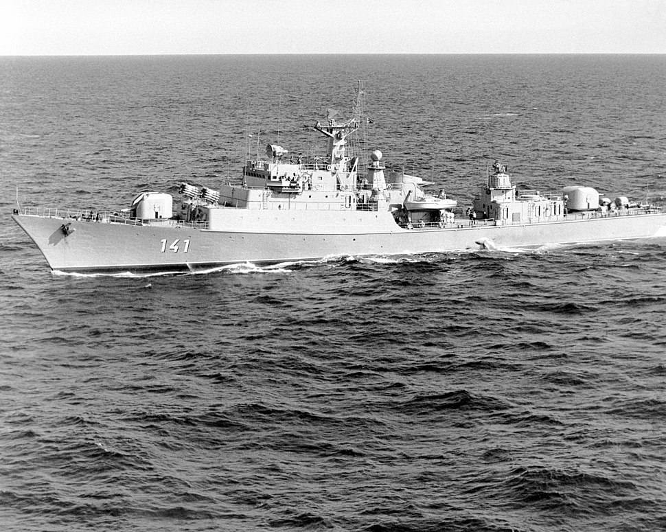 Frigate Koni East German