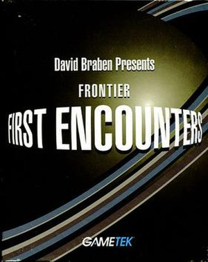 Frontier: First Encounters - Cover art for Frontier: First Encounters