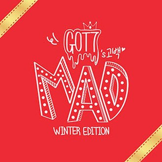 Mad (Got7 EP) - Image: GOT7 MAD Winter Edition