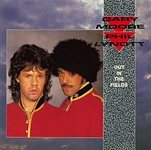 Gary Moore and Phil Lynott Out in the Fields single cover.jpg