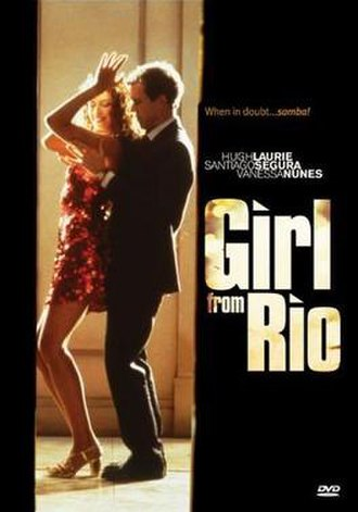 Girl from Rio - English-language poster of Chica de Río