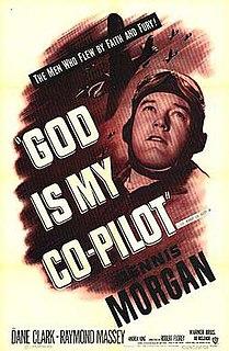<i>God Is My Co-Pilot</i> (film) 1945 film by Robert Florey