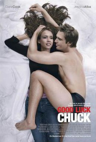 Picture of a movie: Good Luck Chuck