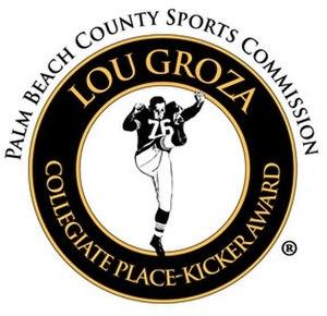 Lou Groza Award - The Lou Groza Award logo