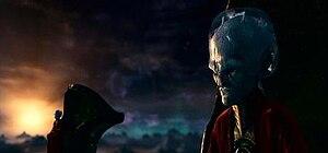 Ganthet - Ganthet as he appears in the 2011 movie Green Lantern