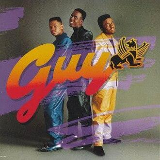 Guy (album) - Image: Guy Guy