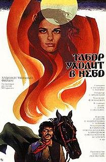 <i>Gypsies Are Found Near Heaven</i> 1976 film by Emil Loteanu