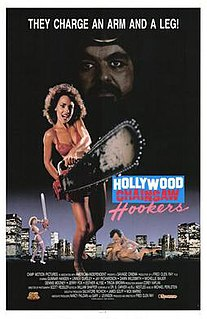 <i>Hollywood Chainsaw Hookers</i> 1988 film by Fred Olen Ray