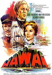 <i>Hawaii</i> (1966 film) 1966 film