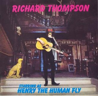 Henry the Human Fly - Image: Henry the Human Fly