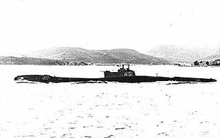 HMS <i>Trooper</i> (N91) watercraft