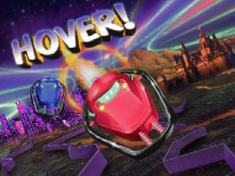 Hover! - Opening screen of Hover!