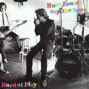 Hard at Play - Image: Huey Lewis & the News Hard at Play