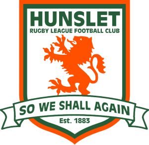 Hunslet R.L.F.C. - Image: Hunslet RLFC logo