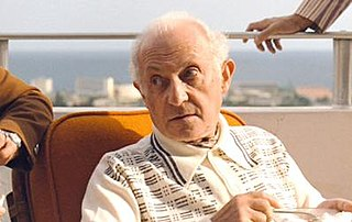 Hyman Roth Fictional character in the film The Godfather Part II