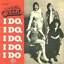 ABBA — I Do, I Do, I Do, I Do, I Do (studio acapella)