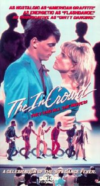 The In Crowd (1988 film) - VHS cover