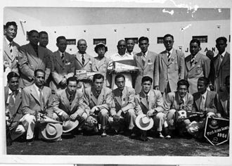 1951 Asian Games - Asiad 1951 Cyclists