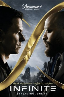 Infinite (2021 film) release poster.jpeg