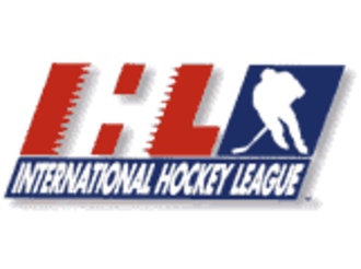 International Hockey League (1945–2001) - Image: International Hockey League (1945–2001) logo