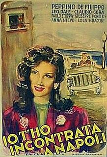 <i>I Met You in Naples</i> 1946 film