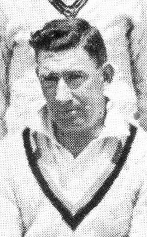 Jack Lamason - Jack Lamason in 1933