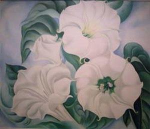 Jimson Weed (painting) - Image: Jimson Weed by Georgia O'Keeffe