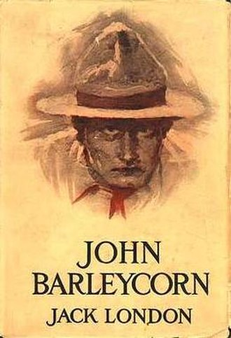 John Barleycorn (novel) - First edition cover