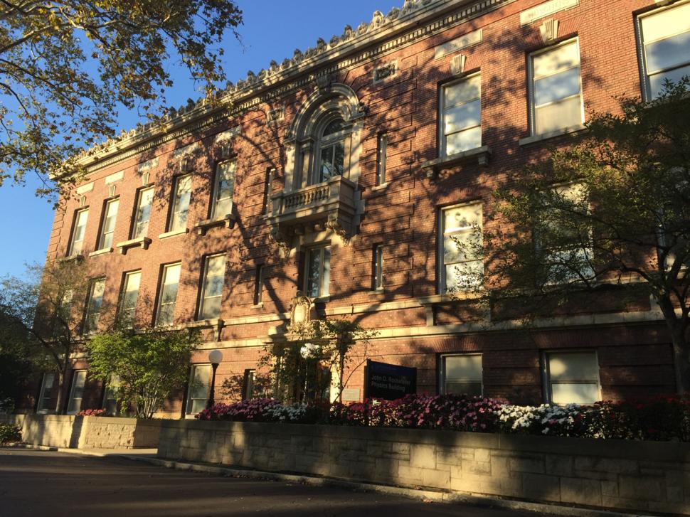 John D. Rockefeller Case Western Reserve Physics Building 1905