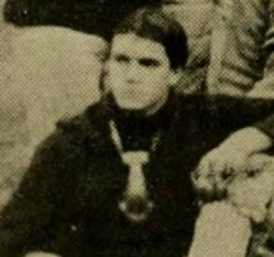 John Lillibridge - Lillibridge at Maryland in 1896