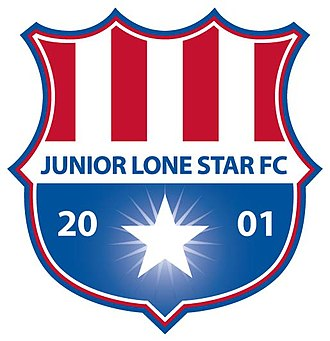 Junior Lone Star FC - Image: Junior Lone Star FC Badge