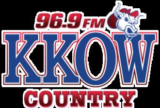 KKOW-FM - Image: KKOW 96.9FMCountry logo