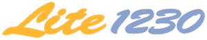 "KOBB (AM) - ""Lite 1230"" logo"