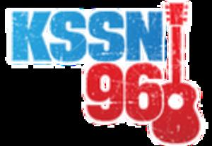 KSSN - Image: KSSN KSSN96 logo