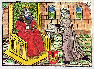 Jan Łaski (1456–1531) - Polish king (left) and Chancellor Jan Łaski