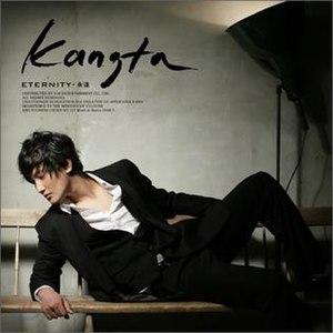 Eternity (Kangta album) - Image: Kang Ta Eternity Cover
