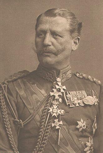Karl von Einem - Karl von Einem genannt von Rothmaler