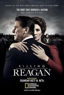 <i>Killing Reagan</i> (film) 2016 US drama film