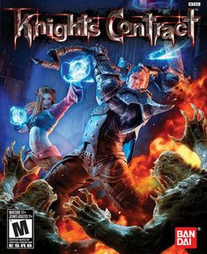 Knights Contract - North American box art