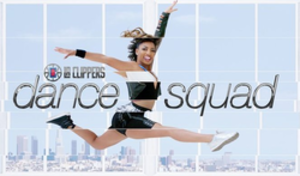 L.A. Clippers Dance Squad - Image: LA Clippers Dance Squad tv logo