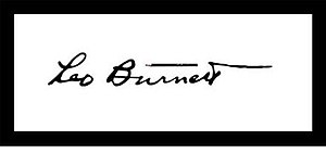 Leo Burnett Worldwide - Image: Leo Burnett logo