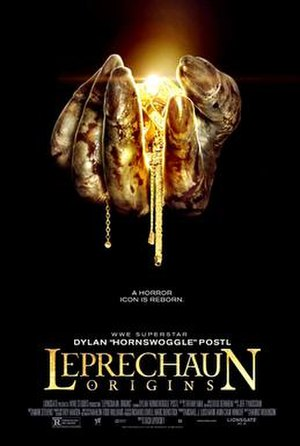 Leprechaun: Origins - Theatrical release poster
