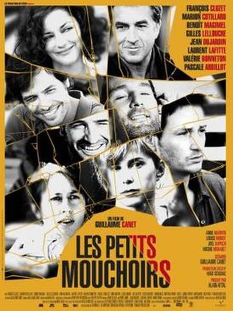 Little White Lies (2010 film) - Theatrical release poster