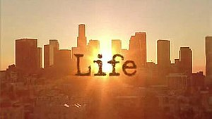 Life (U.S. TV series) - Life title sequence
