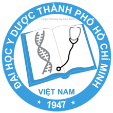 Logo of Ho Chi Minh City Medicine and Pharmacy University.png