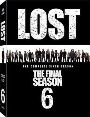 Lost (season 6) - Image: Lost S6 DVD