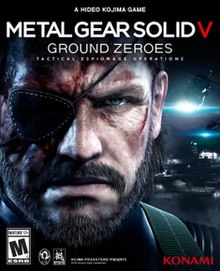 Metal Gear Solid V: Ground Zeroes - Wikipedia