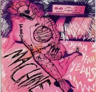 Machine (EP) - Image: Machine (EP) cover
