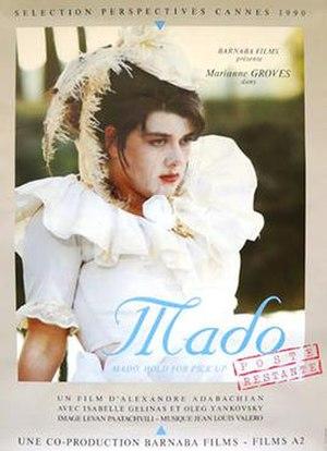 Mado, Hold for Pick Up - Image: Mado, poste restante