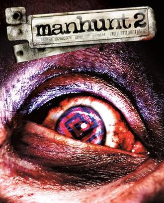 Manhunt 2 - Image: Manhunt 2 Wii Box Art FINAL